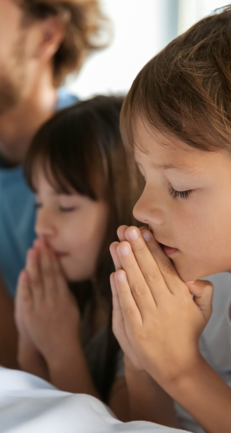 How to Pray Together as a Family: A Must for Every Home